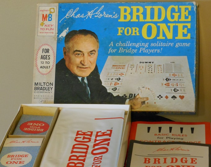 Charles H. Goren's Bridge for One Game