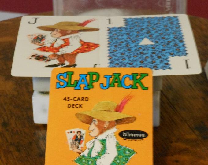 Vintage Slap Jack Card Game