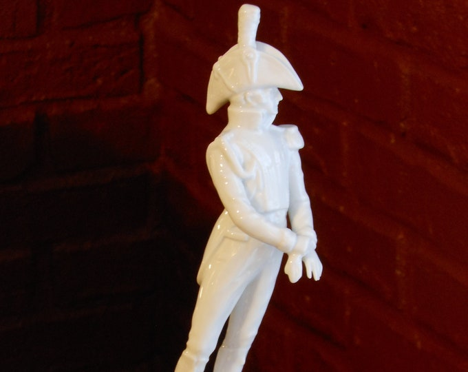 AK Kaiser Blanc De Chine Military Figure (West Germany)