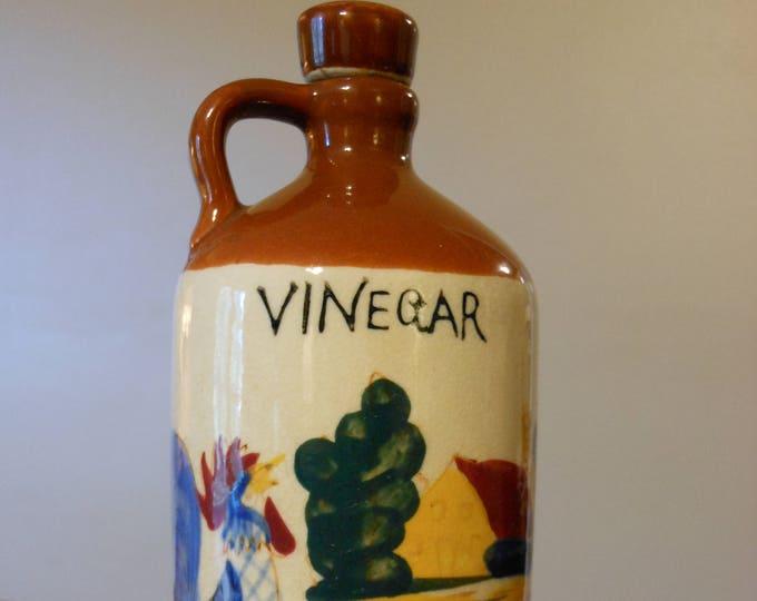 Ceramic Vinegar Jug