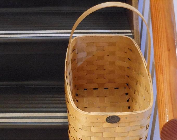 Peterboro Stair Basket