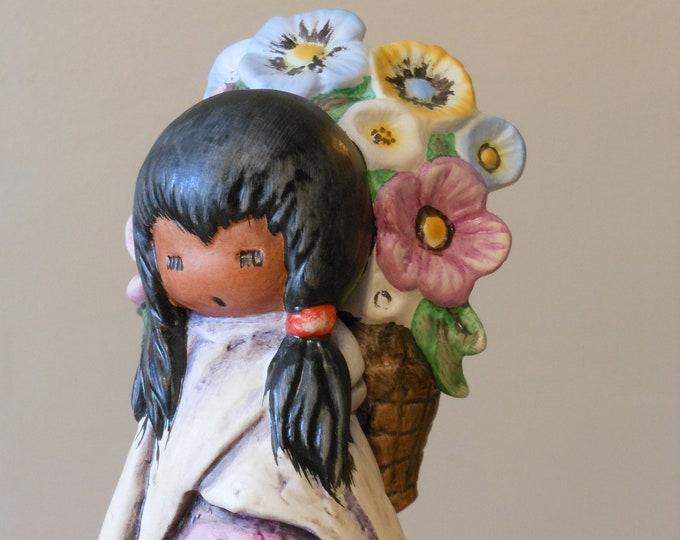 Goebel De Grazia Flower Girl (1983)