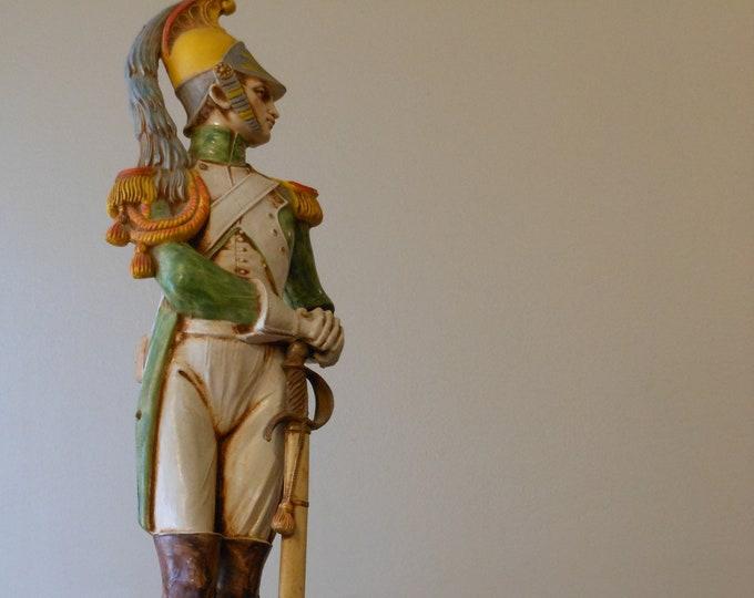 Depose Italy Napoleonic Soldier