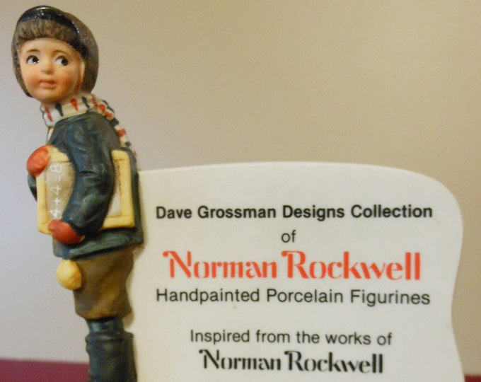 Dave Grossman Designs Norman Rockwell Collection Front Piece