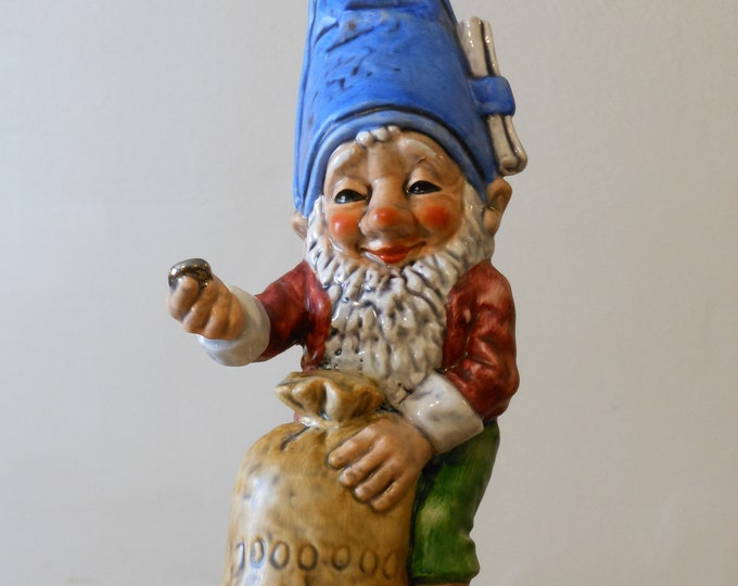 Goebel Co-Boy Utz the Banker Gnome
