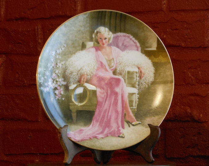 Jean Harlow: Hollywood's Glamour Girls