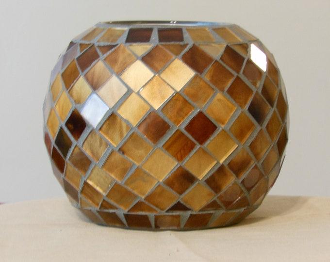 Mosaic Pattern Bowl
