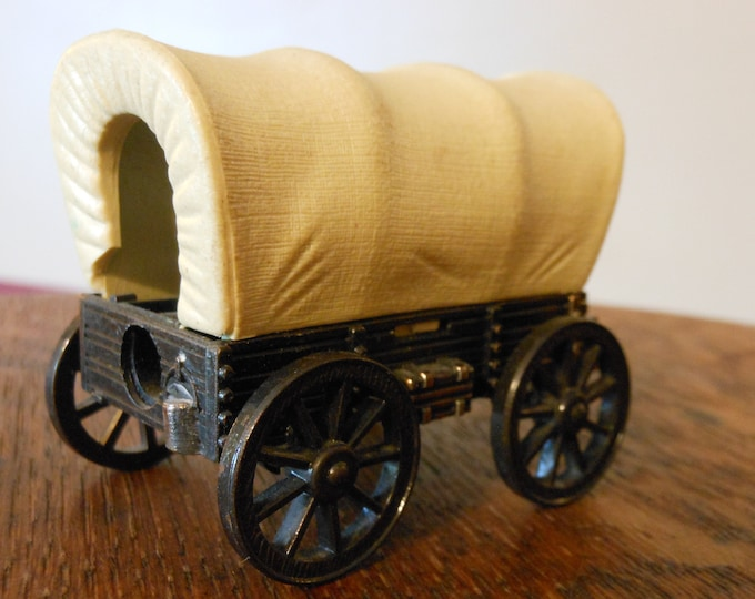 Pioneer Wagon Pencil Sharpener