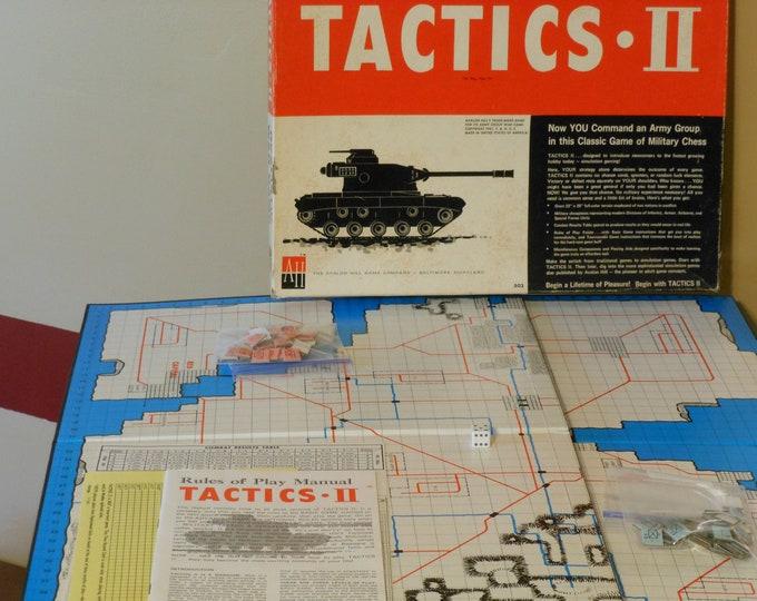 Tactics II: Vintage War Game