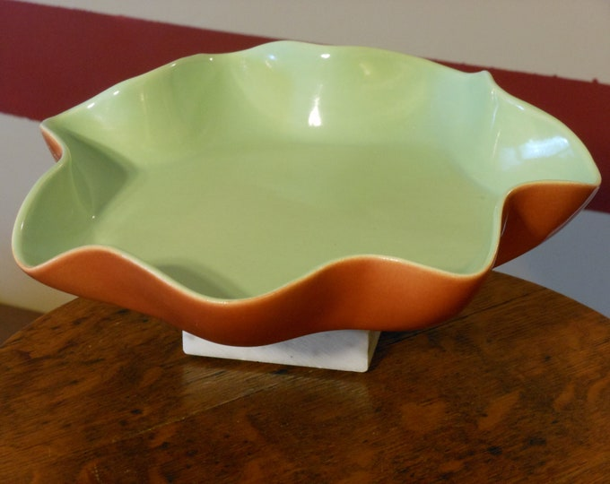 Red Wing Serving Dish