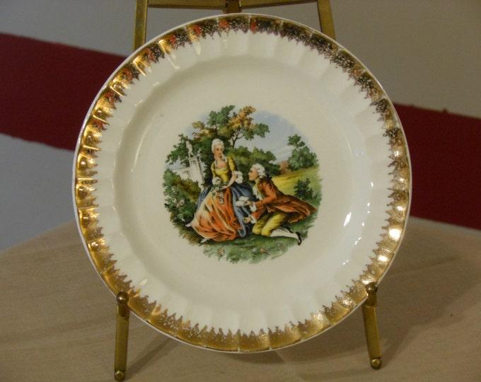 Vintage Cronin Co. Minerva Ohio Bread Plate
