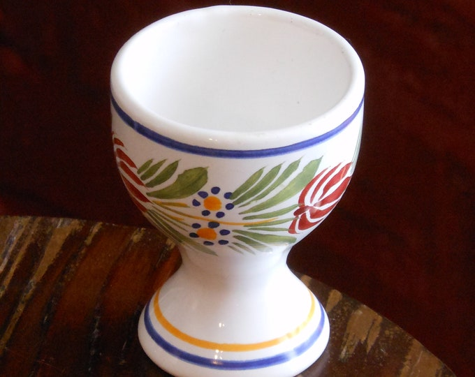 HB Henriot Classic Fleuri Pattern Eggcup