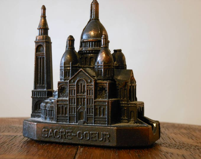 Paris Landmarks Die Cast Pencil Sharpener