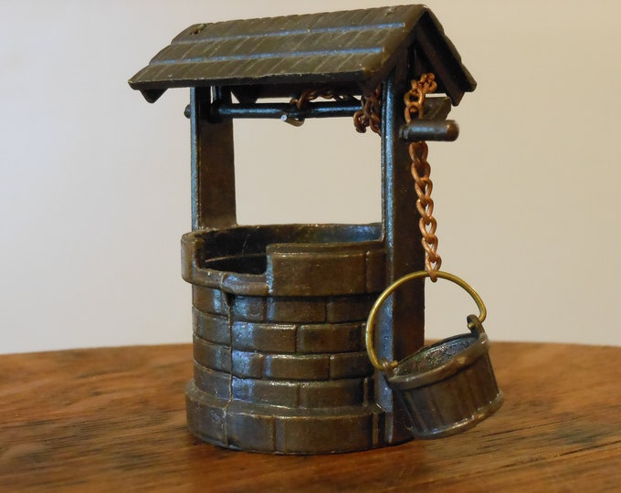 Wishing Well Pencil Sharpener