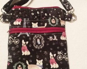 105c7634783e Paris dog bag
