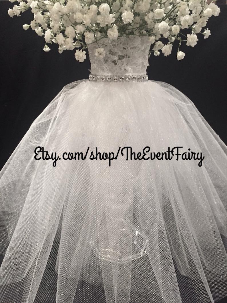 d72b757354a9 Centerpiece Wedding Dress Vase