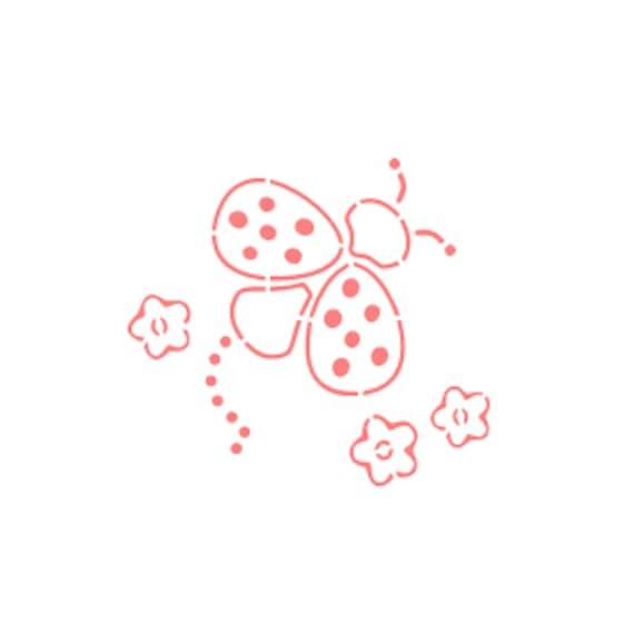 Marienkäfer Malen Sie Ihre Eigenen Cookie Schablone Marienkäfer Pyo Cookie Schablone Bug Malen Sie Ihre Eigenen Cookie Schablone Pyo Cookie