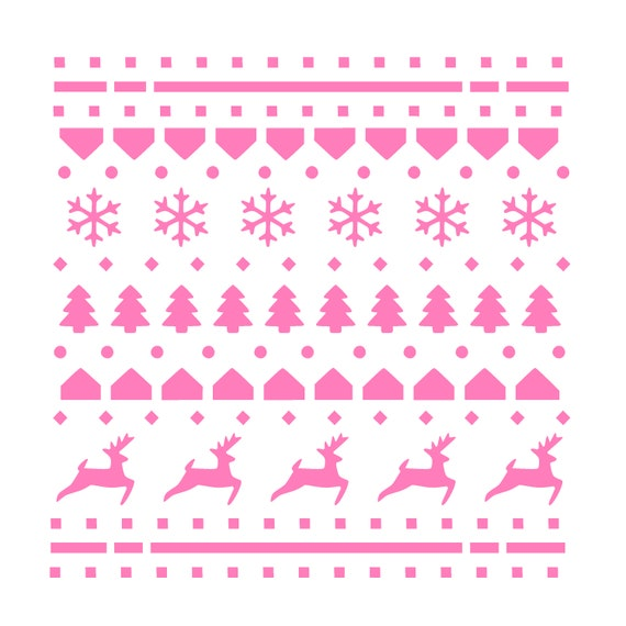 Ugly Christmas Sweaters Patterns.Christmas Sweater Pattern Stencil Christmas Sweater Cookie Stencil Ugly Christmas Sweater Stencil Ugly Sweater Cookie Stencil