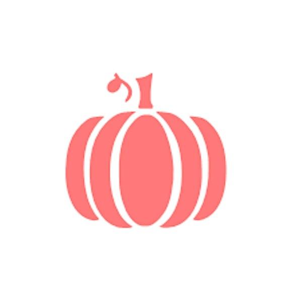 Kurbis Cookie Schablone Halloween Cookie Schablone Etsy