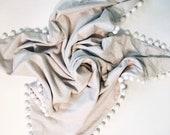 Rowan Pom Pom Blanket
