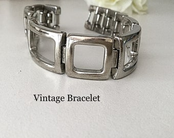 Vintage Bracelet, Minimalist Style Bracelet Retro