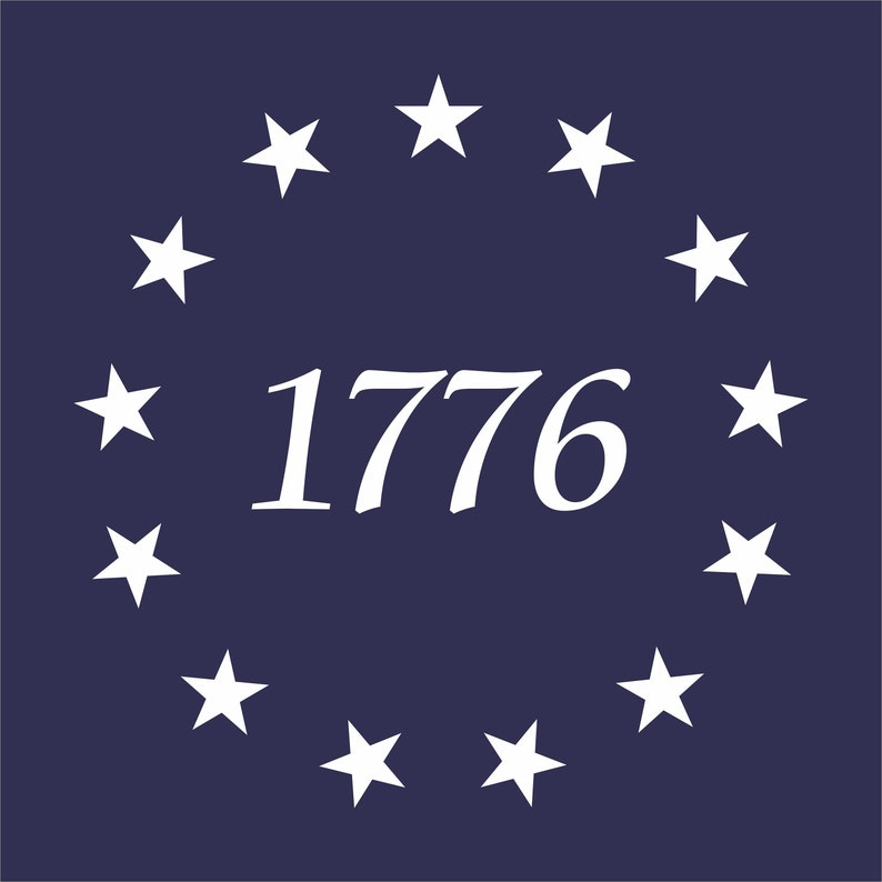 61234351b69cf Betsy Ross Star Stencil - US Flag Stars 1776 - Star Stencil- Reusable  STENCIl- Available in 8 Sizes- Create Patriotic signsSUPERIOR STENCILS