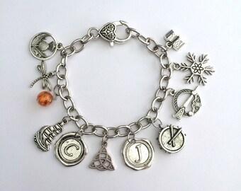 Outlander Bracelet; Kathie's Design