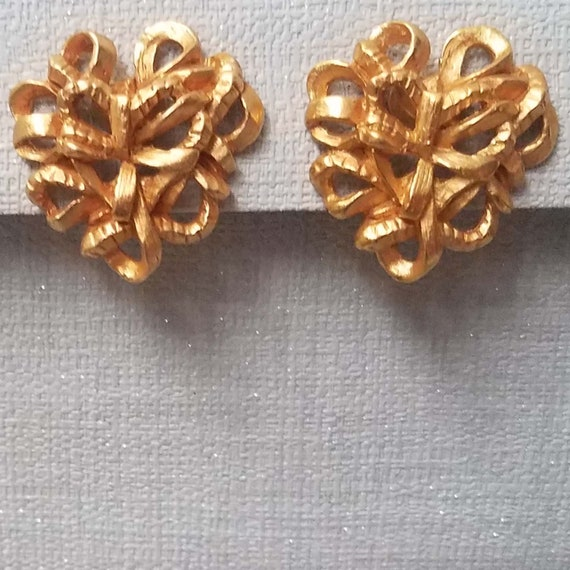 Elegant CHRISTIAN LACROIX earrings, clips - image 8