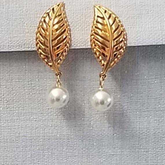 LANVIN earrings, vintage - image 2