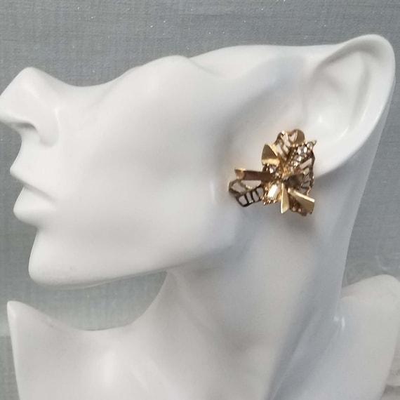 CHRISTIAN LACROIX vintage clip earrings - image 2