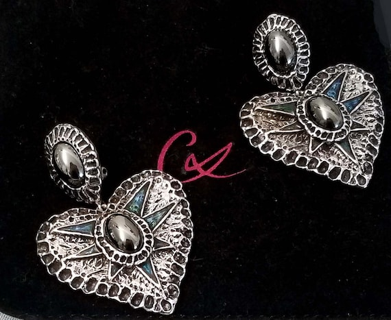 CHRISTIAN LACROIX earrings, vintage clips - image 6
