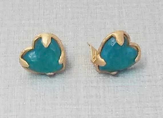 EDOUARD RAMBAUD earrings, vintage clips
