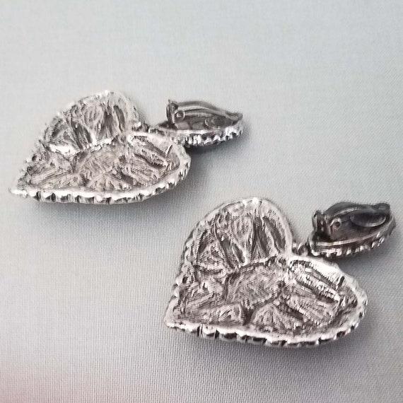 CHRISTIAN LACROIX earrings, vintage clips - image 9