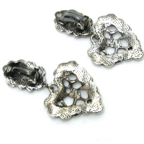 CHRISTIAN LACROIX earrings, vintage pendants - image 5