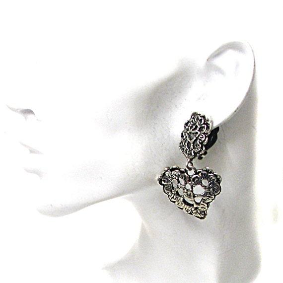 CHRISTIAN LACROIX earrings, vintage pendants - image 2