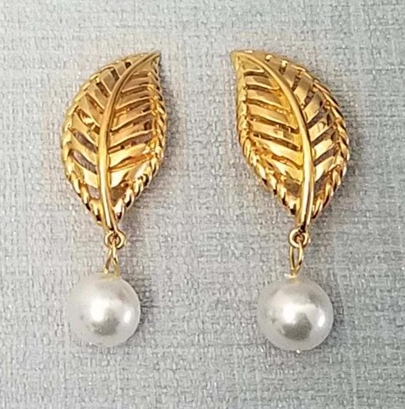 LANVIN earrings, vintage - image 1