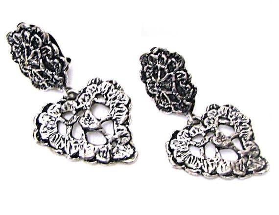 CHRISTIAN LACROIX earrings, vintage pendants - image 4
