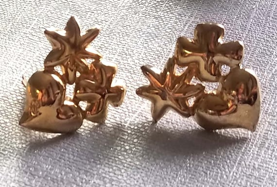 CHRISTIAN LACROIX vintage clip earrings - image 4