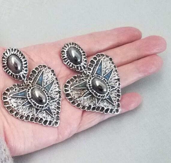 CHRISTIAN LACROIX earrings, vintage clips - image 3