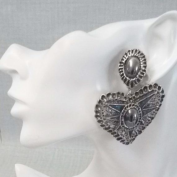 CHRISTIAN LACROIX earrings, vintage clips - image 4
