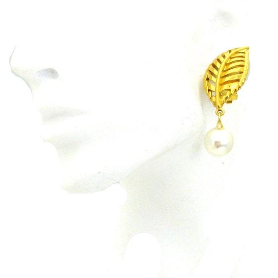LANVIN earrings, vintage - image 3