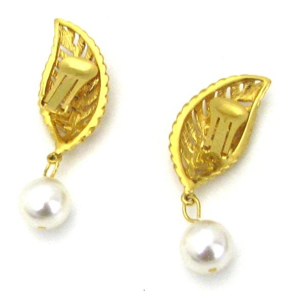 LANVIN earrings, vintage - image 4