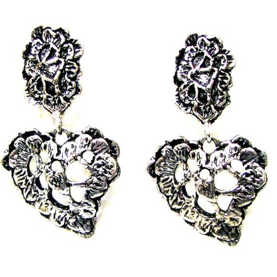 CHRISTIAN LACROIX earrings, vintage pendants - image 3