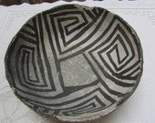 Antique genuine Southwestern pueblo Native American Indian Pre- Columbian bowl