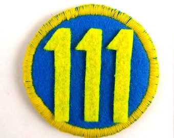 Fallout 4 Badge Pin Button Patch