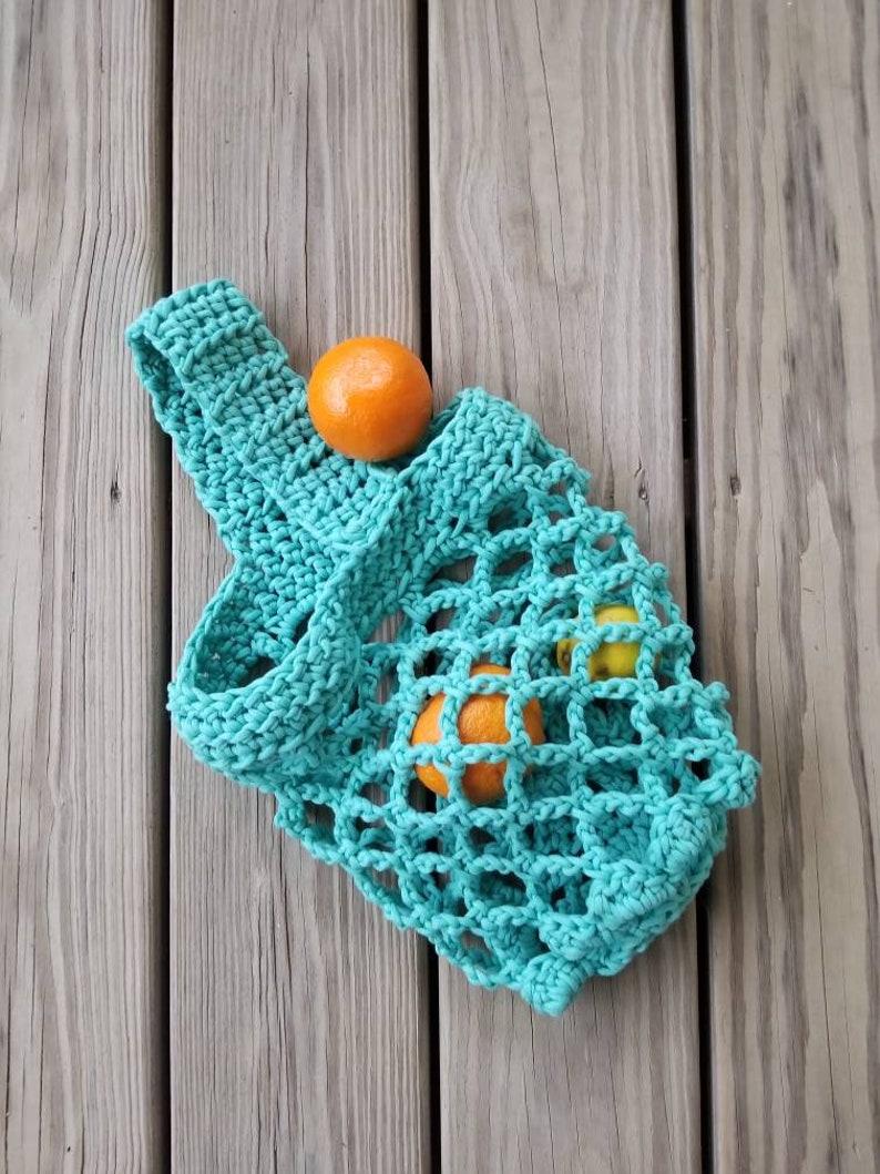 mesh bag with handle beach bag best selling items farmers market crochet bag handmade gift for gardener summer bag women gift for her