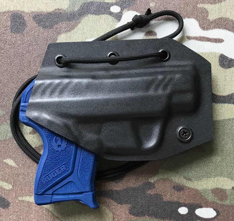 Neck holster for Ruger LCP 2