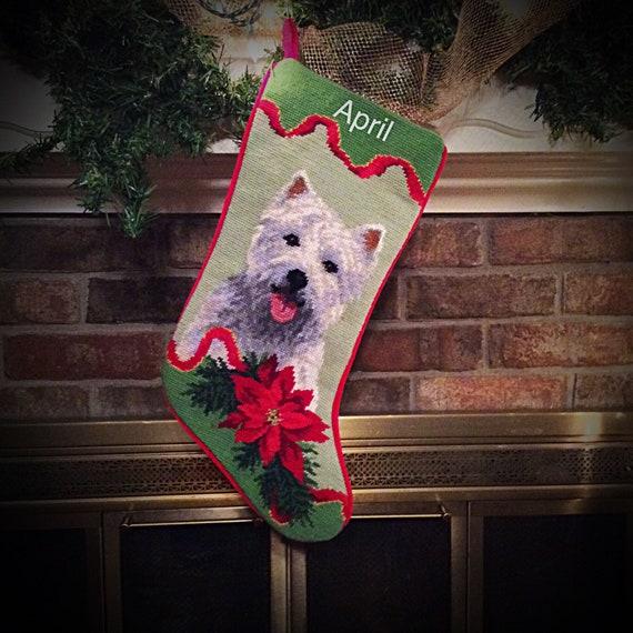 Westhighland Terrier personnage de Noël Bijoux-Chiens Noël DECO boule