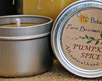 Candle tins in beautiful scents make great air fresheners, and they're portable.