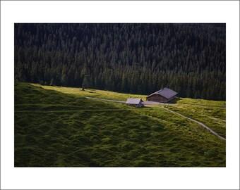 Alps Photo Print